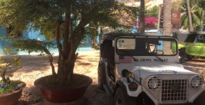 Cần bán Jeep A2 LX 1980, màu trắng, nhập khẩu giá 250 triệu tại Bình Thuận