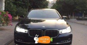Bán xe BMW 7 Series 730 Li sản xuất 2016, màu đen, xe nhập giá 3 tỷ 650 tr tại Tp.HCM