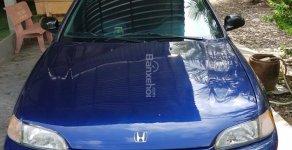 Cần bán xe Honda Civic sản xuất 1995, màu xanh lam, nhập khẩu nguyên chiếc số tự động, 110tr giá 110 triệu tại Kiên Giang