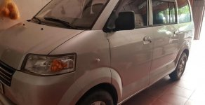 Cần bán gấp xe cũ Suzuki APV đời 2007, màu bạc, 258tr giá 258 triệu tại Tuyên Quang