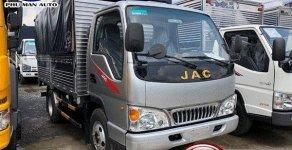 Xe tải JAC 2T4 đời 2018- Ga cơ giá 320 triệu tại Bình Dương
