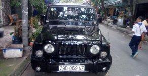 Cần bán Kia Retona quân sự sản xuất 2002, màu đen nhập khẩu nguyên chiếc, 195triệu giá 195 triệu tại Tp.HCM