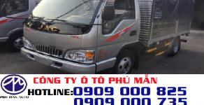 Mua bán xe tải JAC 2T4 tại TPHCM|xe tải Jac 2 tấn 4 hạng nhẹ lưu thông thành phố giá 255 triệu tại Tp.HCM