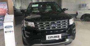 Bán ô tô Ford Explorer 2.3L Limited sản xuất năm 2018, màu đen giá 2 tỷ 193 tr tại Hà Nội