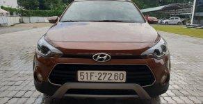 Bán xe Hyundai i20 Active đời 2015 1.4, tự động, màu nâu, nhập khẩu nguyên chiếc giá 535 triệu tại Tp.HCM