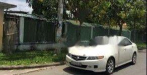 Bán xe Acura TSX sản xuất năm 2008, màu kem (be), nhập khẩu giá 520 triệu tại Tp.HCM