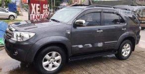 Bán Toyota Fortuner G sản xuất năm 2011, màu xám còn mới, giá chỉ 625 triệu giá 625 triệu tại Hà Tĩnh