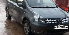 Bán xe Nissan Grand livina năm 2011, màu xám, xe nhập   giá 275 triệu tại Gia Lai
