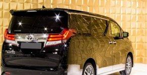 Bán ô tô Toyota Alphard Ecutive Lounge năm 2018, màu đen, xe nhập giá 4 tỷ 431 tr tại Hà Nội