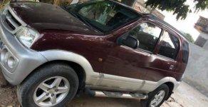 Cần bán lại xe Daihatsu Terios 2004, màu đỏ, 195tr giá 195 triệu tại Hà Nội