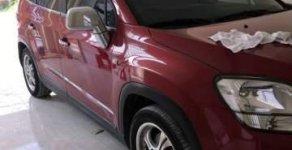 Cần bán xe cũ Chevrolet Orlando đời 2014, màu đỏ giá 480 triệu tại Tp.HCM