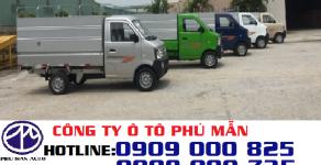 Xe tải nhỏ giá rẻ, bán xe tải Dongben dưới 1 tấn- thùng bạt giá 150 triệu tại Tp.HCM