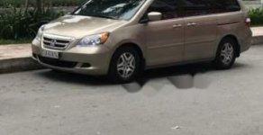 Bán xe Honda Odyssey đời 2010, màu vàng, xe nhập giá 650 triệu tại Tp.HCM