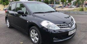 Bán ô tô Nissan Tiida sản xuất 2008, màu đen, nhập khẩu Nhật Bản số tự động, 330tr giá 330 triệu tại Hà Nội
