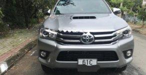 Cần bán xe Toyota Hilux 3.0G 4x4 AT đời 2015, màu bạc, xe nhập, 660tr giá 660 triệu tại Tp.HCM
