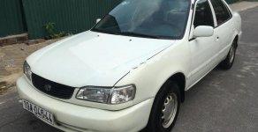 Bán ô tô Toyota Corolla 1.3 MT sản xuất 2001, màu trắng giá 88 triệu tại Phú Thọ
