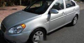 Cần bán xe Hyundai Verna sản xuất 2009, màu bạc, nhập khẩu nguyên chiếc số tự động giá 268 triệu tại Hà Nội