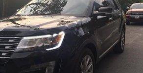 Bán Ford Explorer Limited 2.3L EcoBoost 2016, màu đen, nhập khẩu nguyên chiếc giá 2 tỷ 20 tr tại Hà Nội