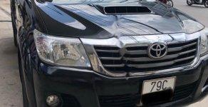 Bán xe Toyota Hilux 3.0G 4x4 MT đời 2014, màu đen, nhập khẩu, chính chủ, giá 540tr giá 540 triệu tại Khánh Hòa