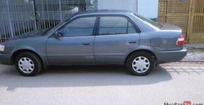 Bán Toyota Corolla GLi 1.6 đời 2000, màu xám (ghi), xe nhập, 165 triệu giá 165 triệu tại Bắc Giang