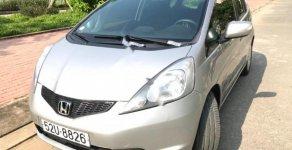 Cần bán lại xe Honda FIT 1.5 AT sản xuất 2009, màu bạc chính chủ, giá tốt giá 350 triệu tại Tp.HCM