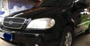 Bán Kia Carnival GS 2.5 MT sản xuất 2007, màu đen chính chủ giá 269 triệu tại Bình Thuận