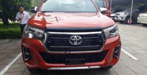 Bán ô tô Toyota Hilux 2018, màu đỏ, 878 triệu giá 878 triệu tại Bắc Ninh