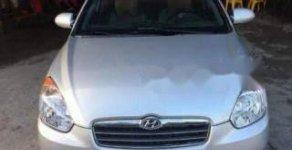 Bán xe Hyundai Verna 1.4 MT sản xuất 2009, màu bạc xe gia đình giá 250 triệu tại Đồng Tháp