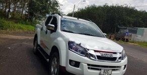 Bán ô tô Isuzu Dmax LS 2.5 4x4 AT sản xuất 2016, màu trắng, xe nhập chính chủ giá cạnh tranh giá 570 triệu tại Kon Tum