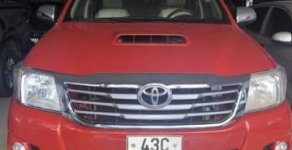 Cần bán Toyota Hilux đời 2014, màu đỏ, giá chỉ 535 triệu giá 535 triệu tại Gia Lai