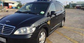 Bán Ssangyong Stavic 2008, màu đen, xe nhập   giá 290 triệu tại BR-Vũng Tàu