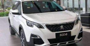 Cần bán Peugeot 3008 năm 2018, màu trắng, nhập khẩu nguyên chiếc giá 1 tỷ 199 tr tại Hà Nội