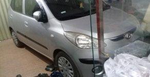Cần bán Hyundai i10 sản xuất 2009, màu bạc, nhập khẩu nguyên chiếc giá 245 triệu tại Đắk Lắk