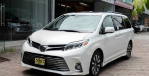 Bán ô tô Toyota Sienna Limited năm sản xuất 2018, màu trắng giá 4 tỷ 199 tr tại Hà Nội