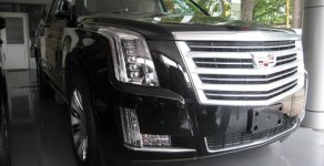 Bán Cadillac Escalade Platium đời 2016, màu đen, xe nhập giá 5 tỷ 680 tr tại Hà Nội