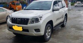 Bán xe Toyota Prado TXL đời 2012, màu trắng, nhập khẩu nguyên chiếc giá 1 tỷ 400 tr tại Quảng Nam