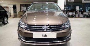 Bán Volkswagen Polo GP 1.6 AT 2017, màu nâu, nhập khẩu nguyên chiếc, giá chỉ 620 triệu giá 620 triệu tại Hà Nội