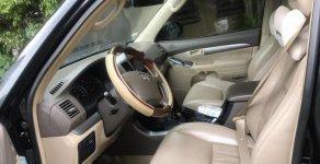 Cần bán xe Toyota Prado GX 2.7 AT đời 2009, màu đen, nhập khẩu nguyên chiếc giá 830 triệu tại Hải Phòng