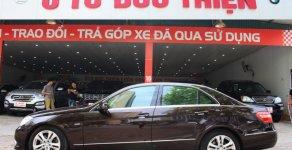 Cần bán xe Mercedes E250 đời 2010, màu nâu, giá 775tr - ☎️☎️ 091 225 2526 giá 775 triệu tại Hà Nội
