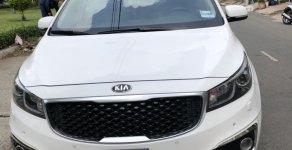 Cần bán Kia Sedona 3.3 GATH năm sản xuất 2016, màu trắng giá 1 tỷ 50 tr tại Tp.HCM