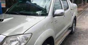 Cần bán xe Toyota Hilux sản xuất 2009, màu bạc, nhập khẩu chính chủ giá 339 triệu tại Gia Lai
