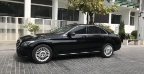 Cần bán Mercedes C250 Exclusive đời 2017 màu đen giá 1 tỷ 440 tr tại Hà Nội
