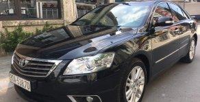 Bán Toyota Camry 3.5Q đời 2010, màu đen, 750 triệu giá 750 triệu tại Hà Nội