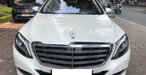 Cần bán gấp Mercedes S500 đời 2018, màu trắng, nhập khẩu nguyên chiếc số tự động giá 10 tỷ 399 tr tại Hà Nội