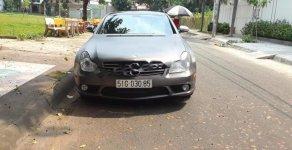 Cần bán lại xe Mercedes CLS 500 năm sản xuất 2005, màu xám, 660 triệu giá 660 triệu tại Tp.HCM