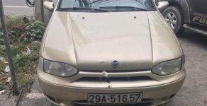 Cần bán Fiat Siena đời 2002, màu vàng giá 56 triệu tại Bắc Ninh