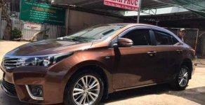 Bán Toyota Corolla Altis MT Sx và đăng ký tháng 11 năm 2014, chạy đúng 15,500km giá 585 triệu tại Đắk Lắk