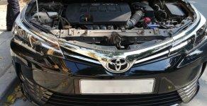 Toyota Sure *091.118.6366*: Bán xe Toyota Corolla Altis 1.8G (CVT) đời 2017, màu đen giá 770 triệu tại Hà Nội