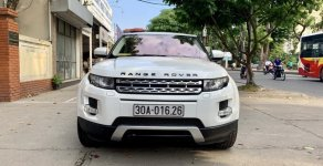 Bán Rangrover Evoque Prestige 2012, màu trắng giá 1 tỷ 550 tr tại Hà Nội