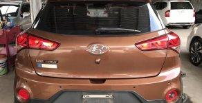 Bán Hyundai I20 Active 1.4AT màu nâu cánh dán số tự động nhập Ấn Độ 2017 giá 578 triệu tại Tp.HCM